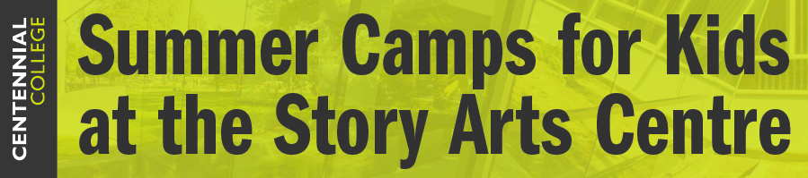 Summer Camps for Kids at Story Arts Centre